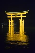Itsukushima Shrine, Floating Torii Gate - Miyajima, Japan